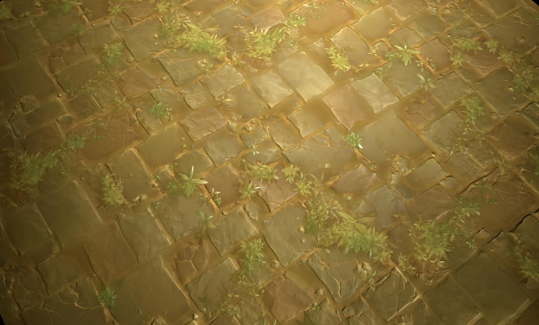 Hugo beyer stylized stoneground