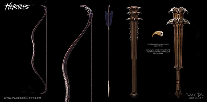 Hercules Weapons