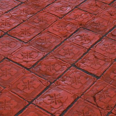 Basile arquis medieval tiles basile arquis 01