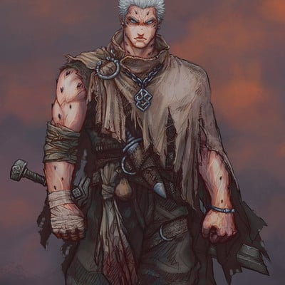 Guillem dauden norr warrior v2
