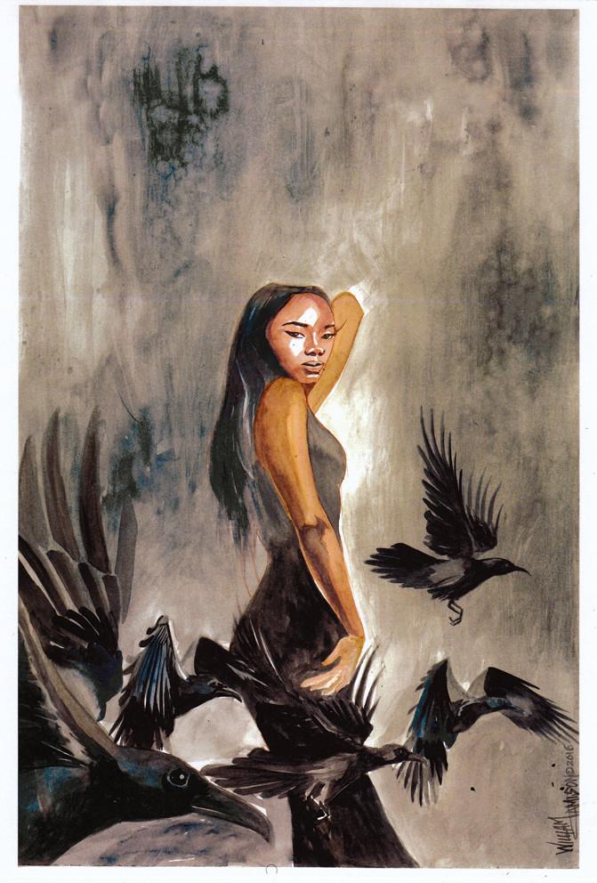 Afromation art fear not