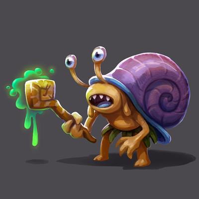 Jay epperson snailwizard