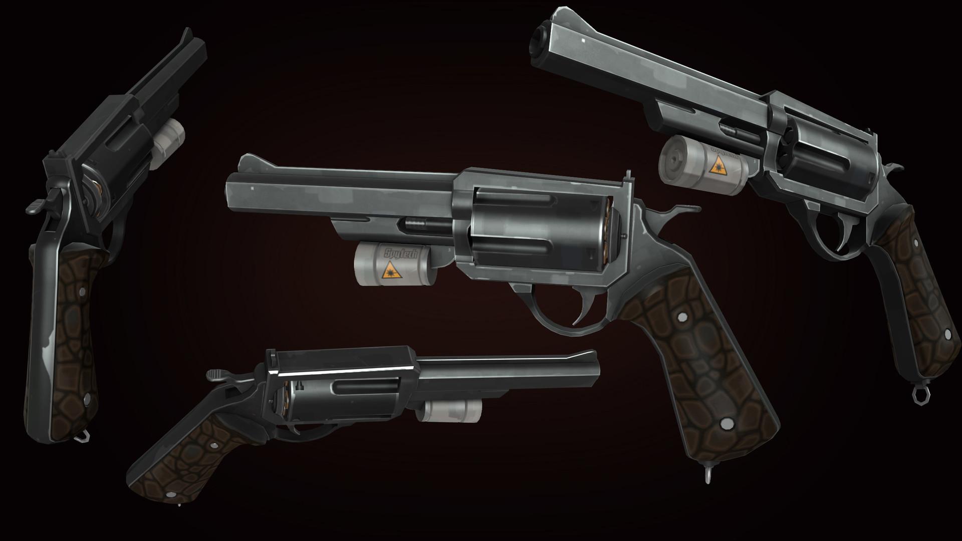 Ben henry v revolver