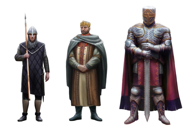 Richard romare 9 fantasy concept