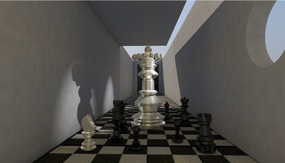Anthony Beyer - Anthony Beyer: Chess Project