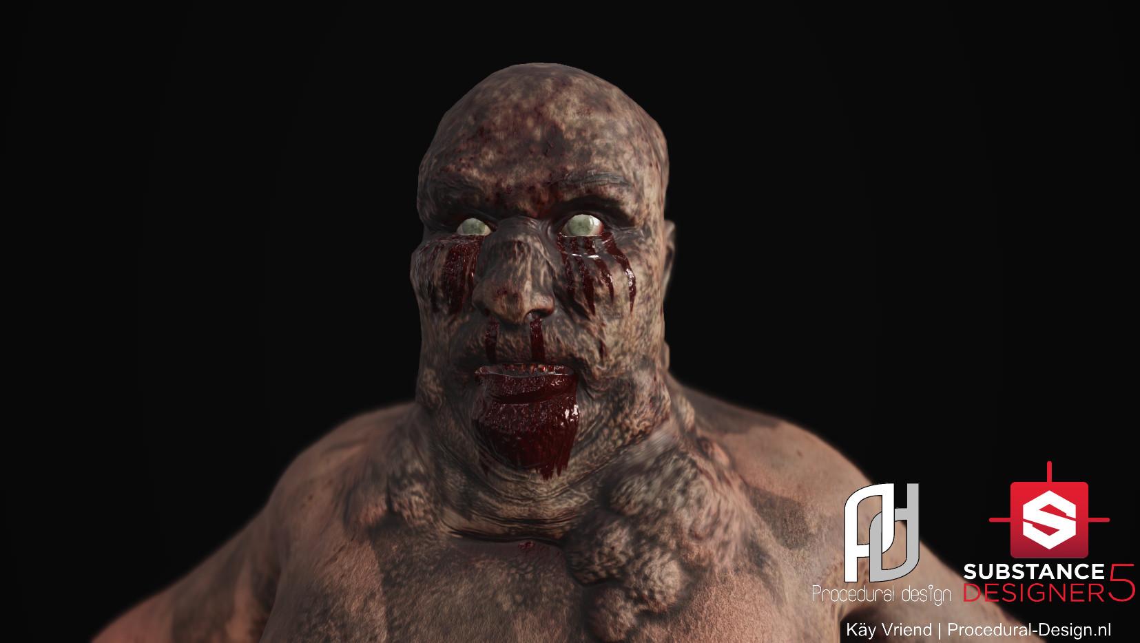Kay vriend zombie 9