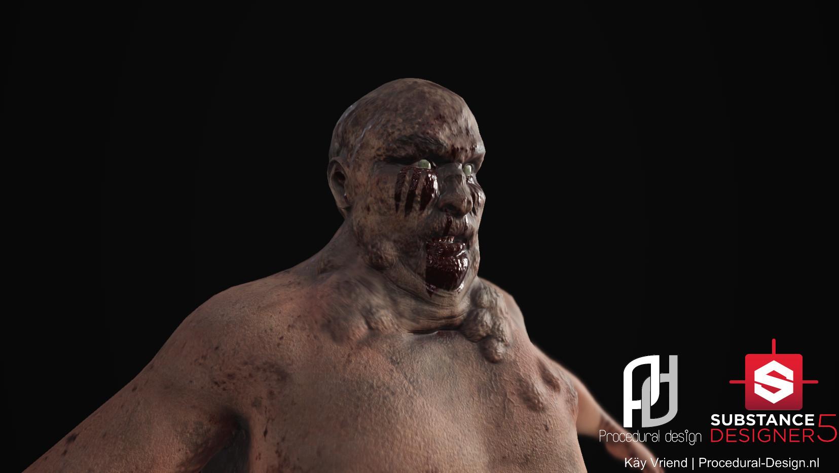 Kay vriend zombie 1