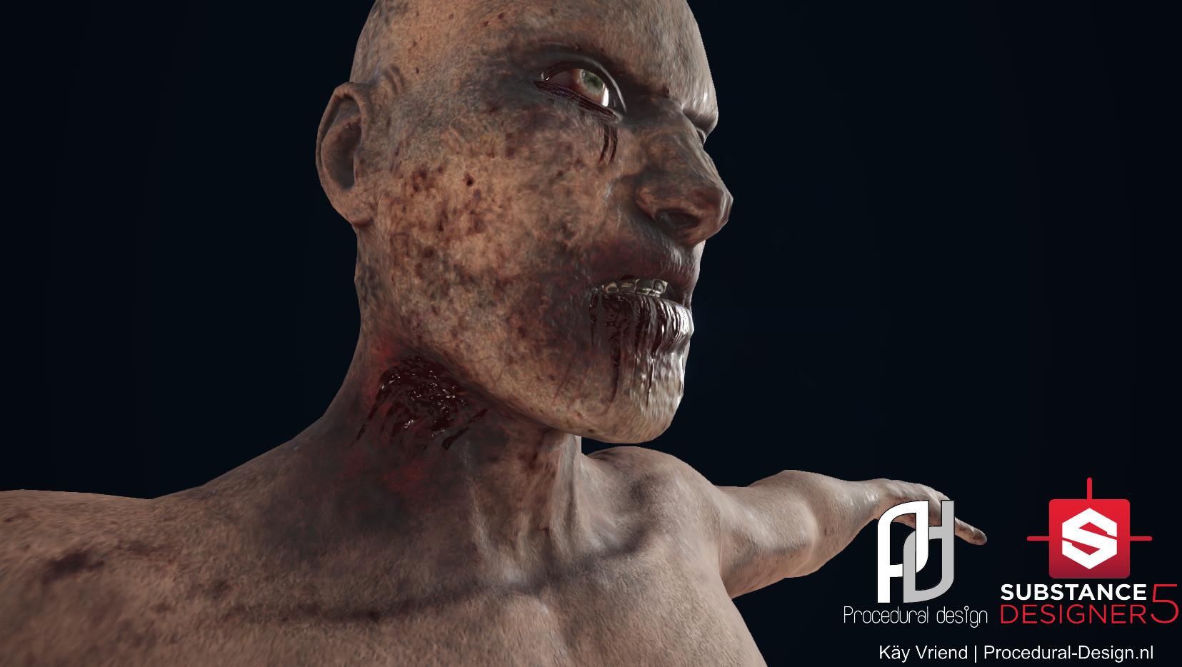 Kay vriend zombie 22