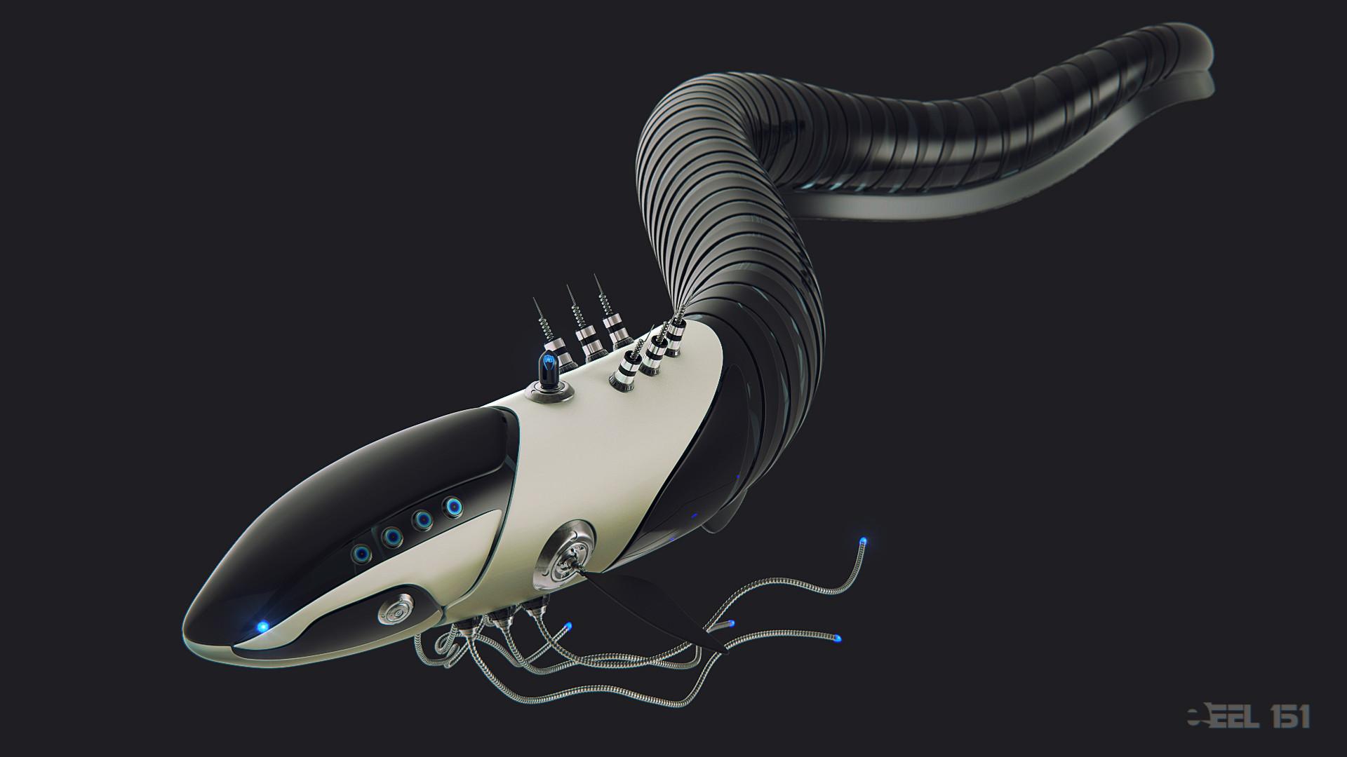 Riyx hasan e eel render