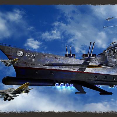 Marcel benes battleship
