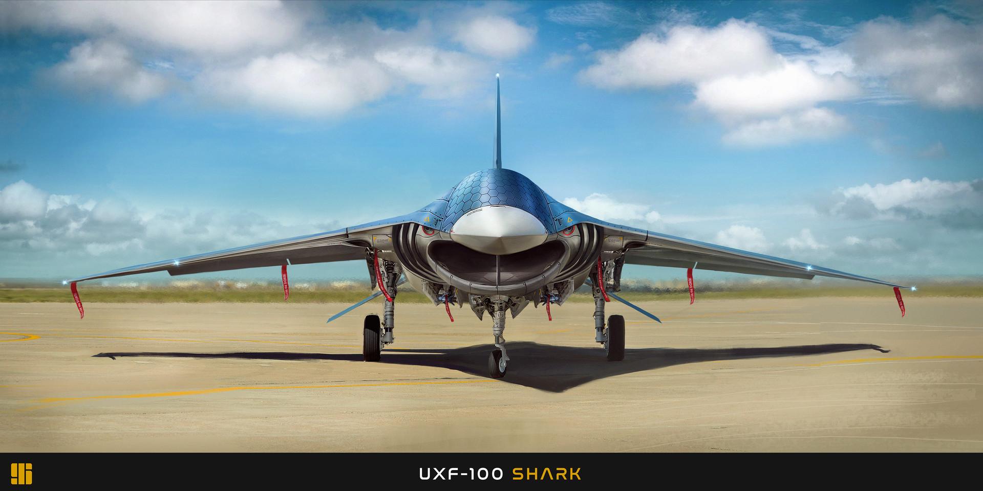 Ivan sevic uxf 100