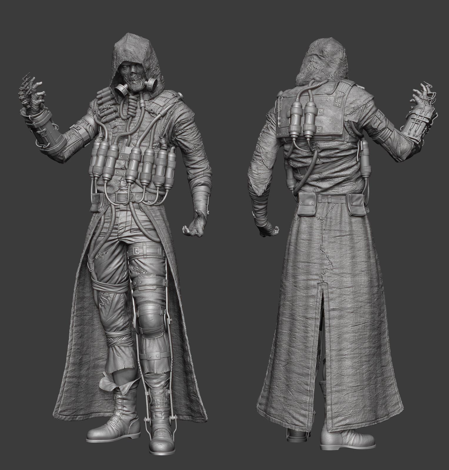 Prime1 Studio Arkham Knight 1:3 Series - Scarecrow