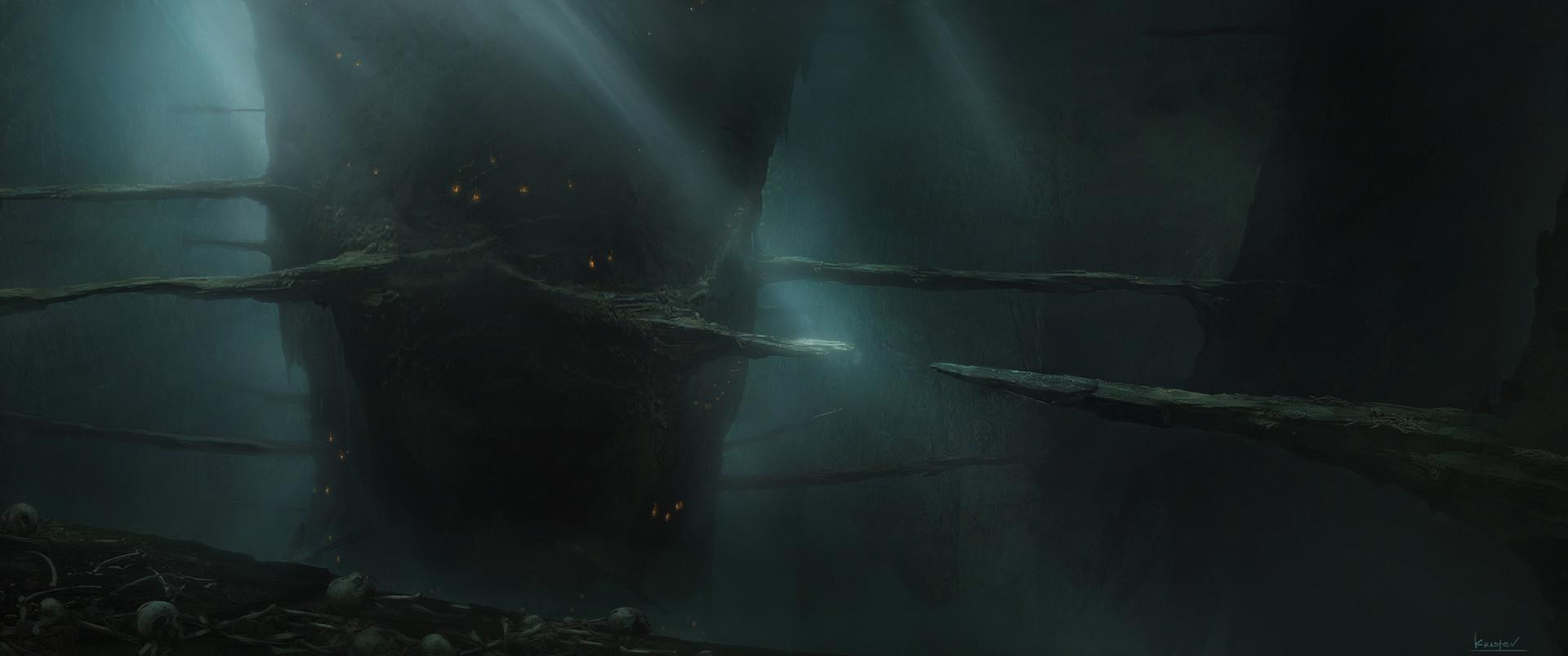 Tsvetelin krastev cave bridges