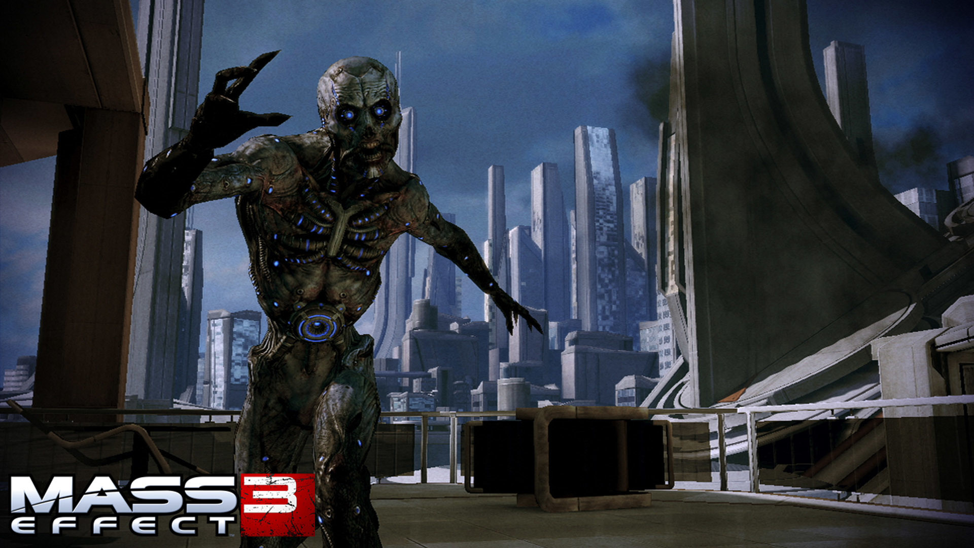 Kolby jukes mass effect 3 husk combat screenshot