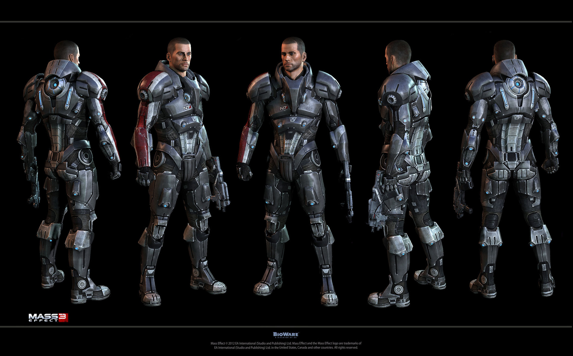 Kolby jukes shepard armor
