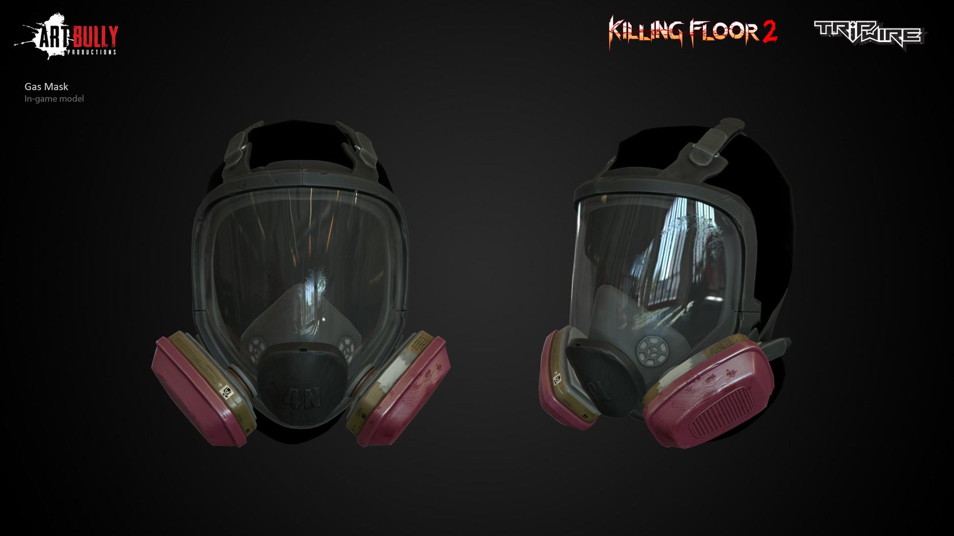 Chx emond gasmask 1