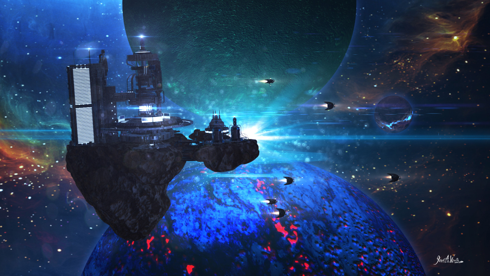 Joseph wraith kortel 11 mine attack