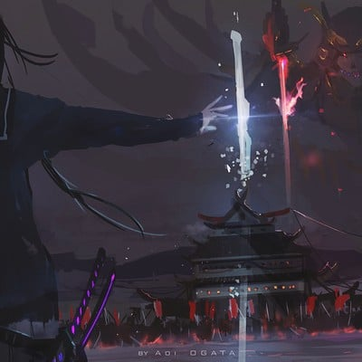 Aoi ogata samurai2highlow