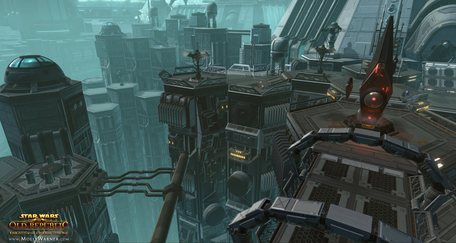 Iokath exterior environments