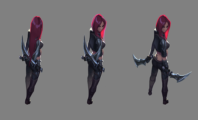 Versions of Kat for motion graphics work. Props to Sanketh Yayathi for the awesome animation!
