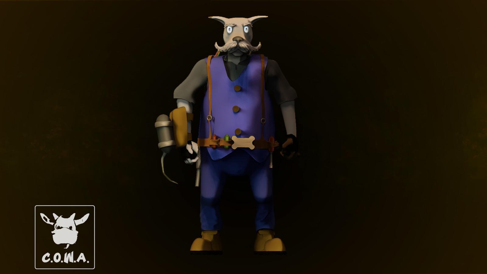 Moe the Engineer