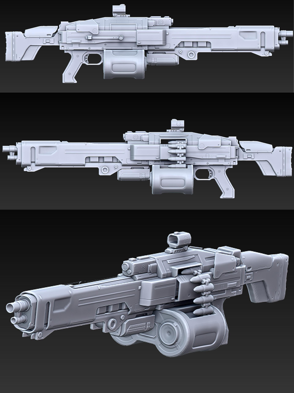 develop heavy machine guns - HD1920×2566