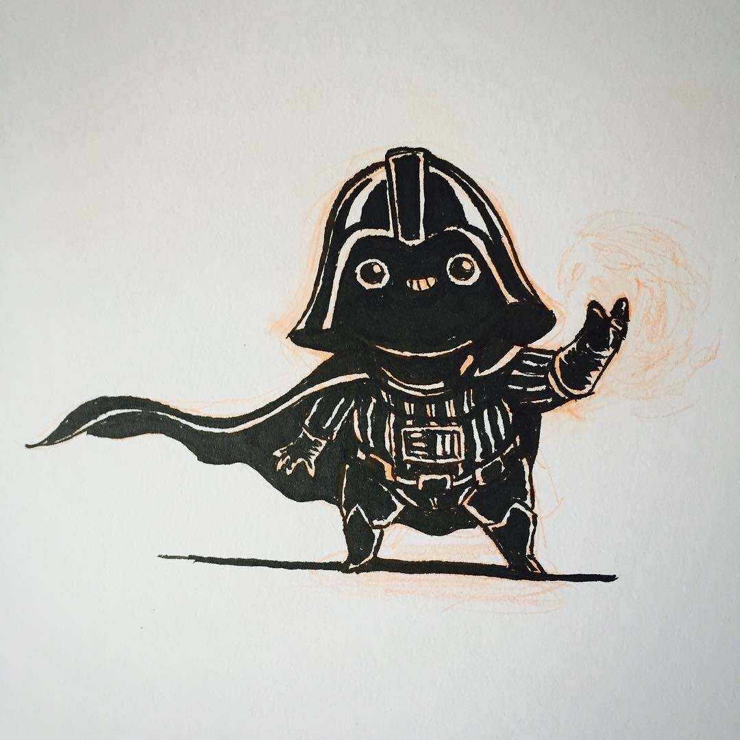 Tiny Darth