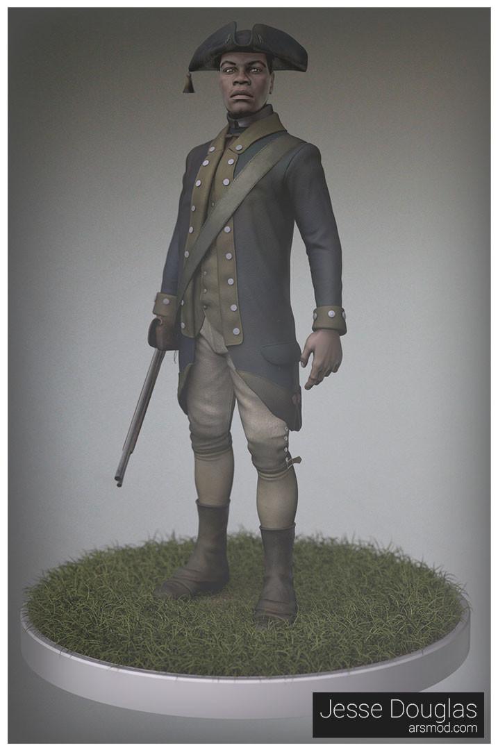 Oliver Cromwell: American Revolutionary War Hero