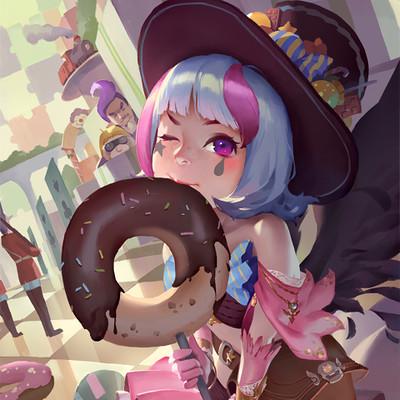 Yan gisuka candy