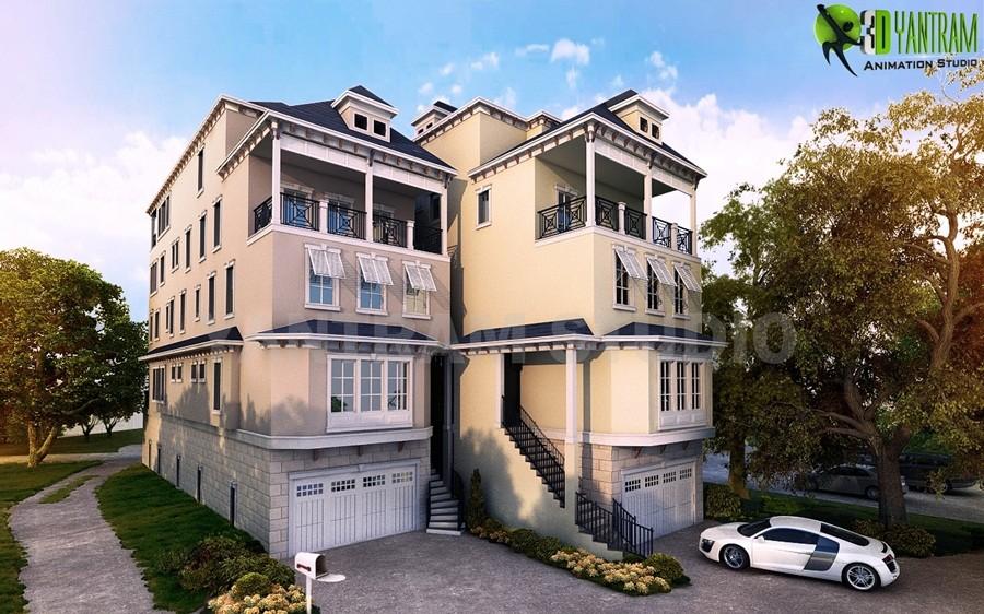 Luxury Houses Exterior Design