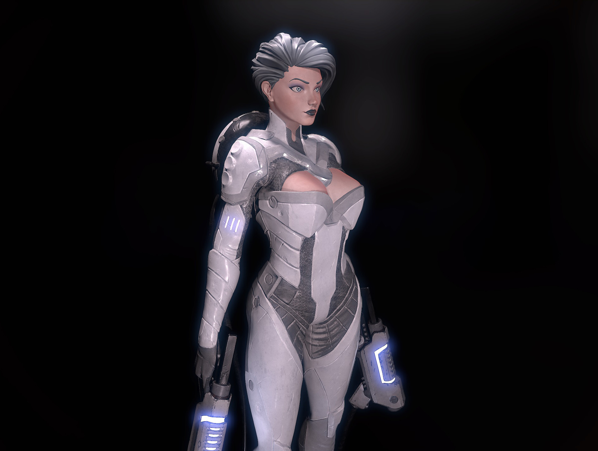 Eren ozel cinder scifi costume design 32 161206