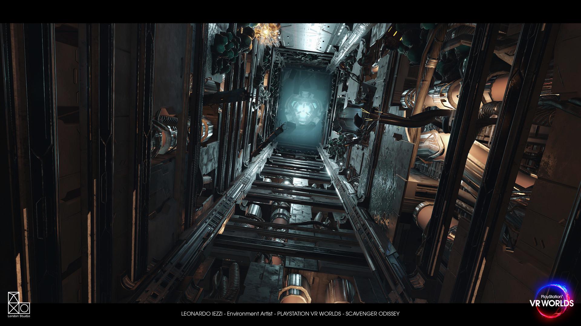 Leonardo iezzi leonardo iezzi environment artist vr worlds scavenger odissey 02