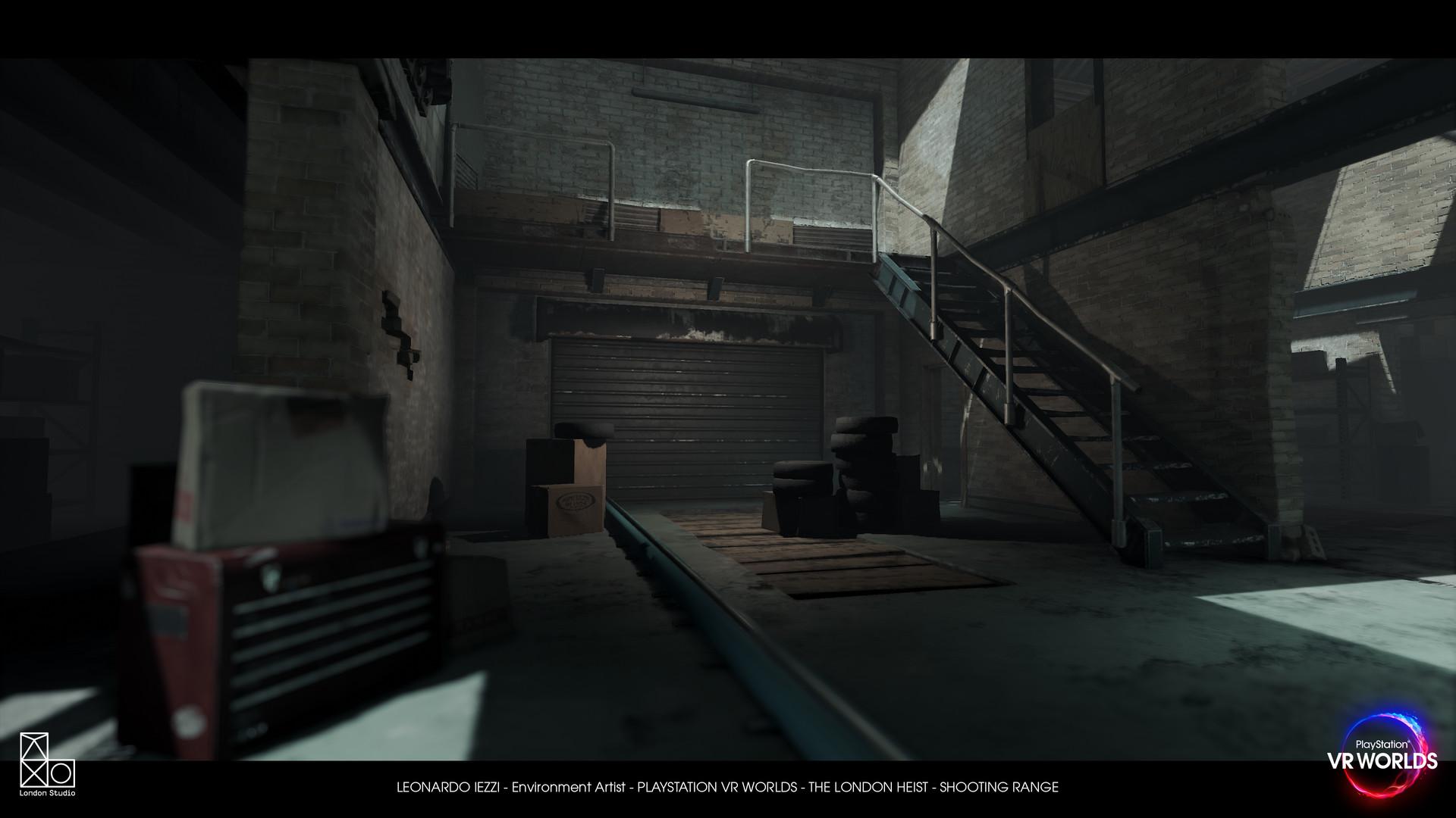 Leonardo iezzi leonardo iezzi environment artist vr worlds shooting range 04