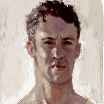 Douglas deri face studies 10