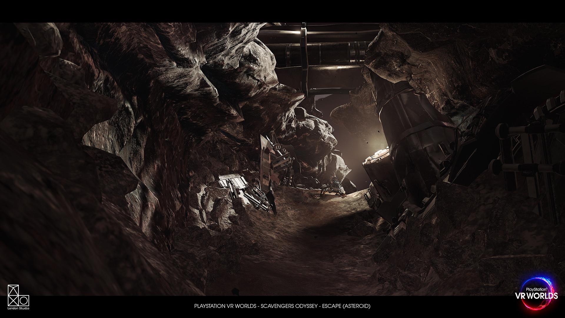 David nicholls escape asteroid 001