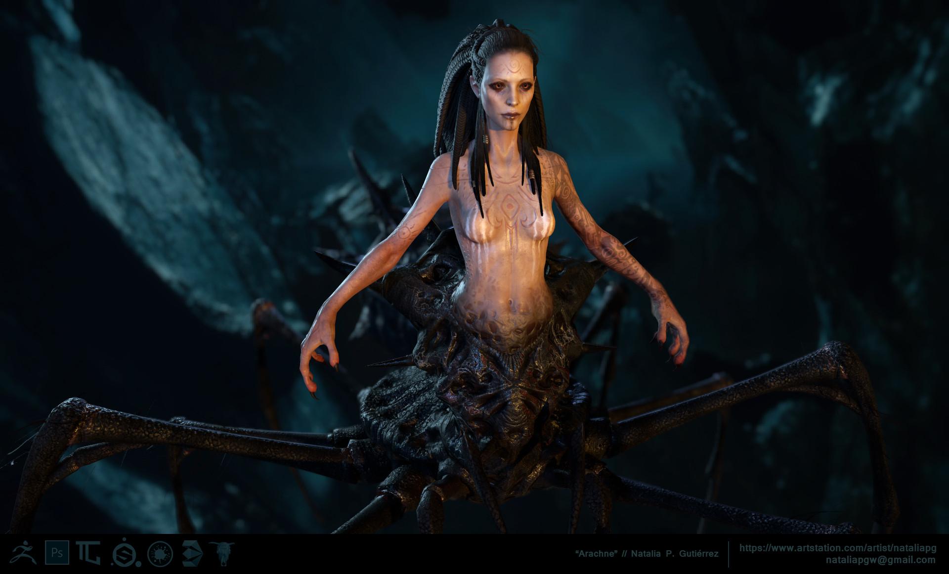 Natalia p gutierrez arachneview 1
