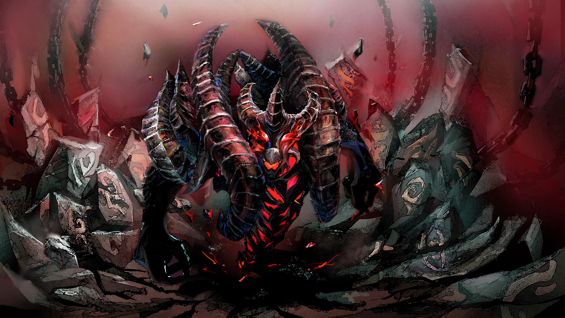 Son Duong Ancient Darknessthe Shadow Fiend