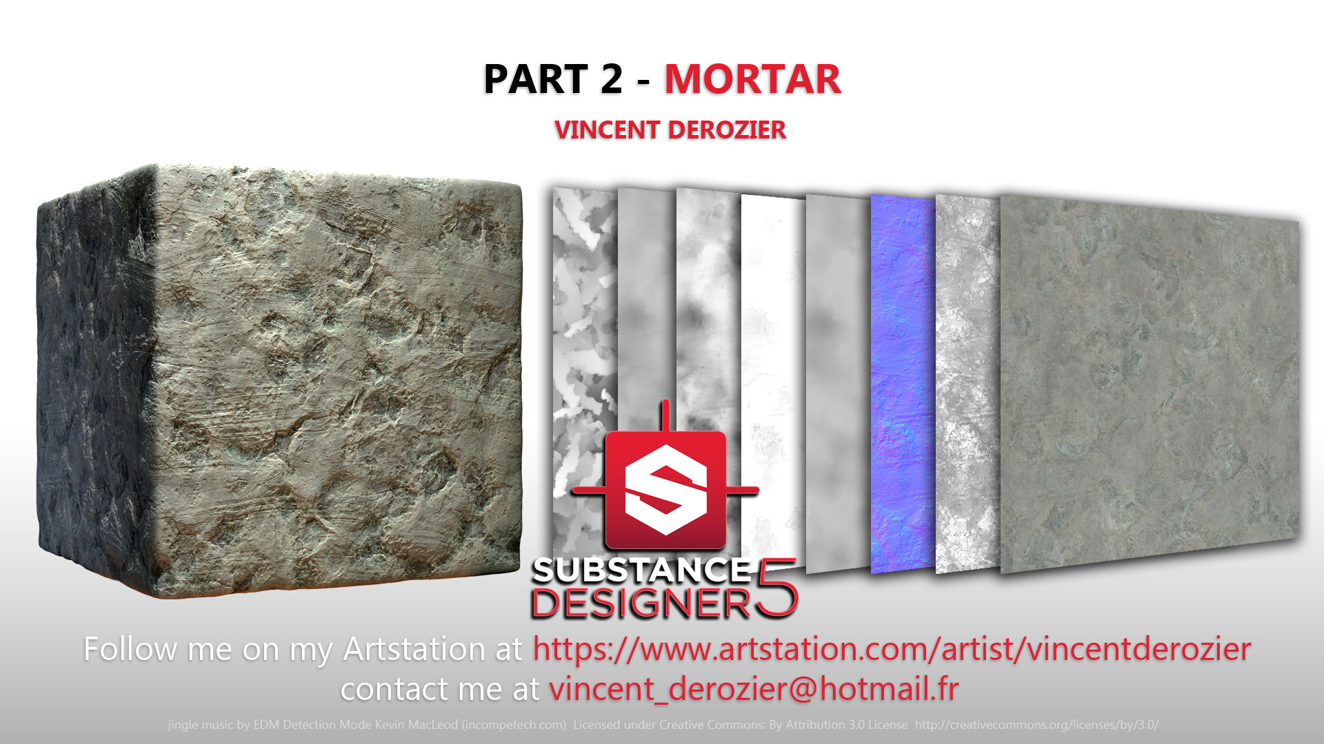 Vincent derozier part 2 mortar