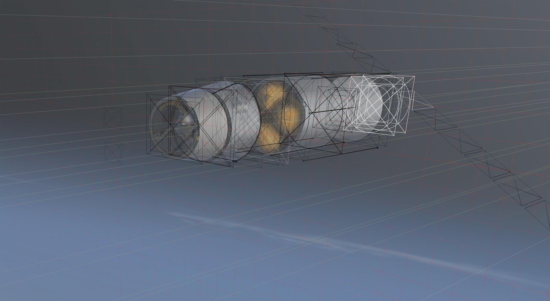 Adrien girod spaceship06 wip