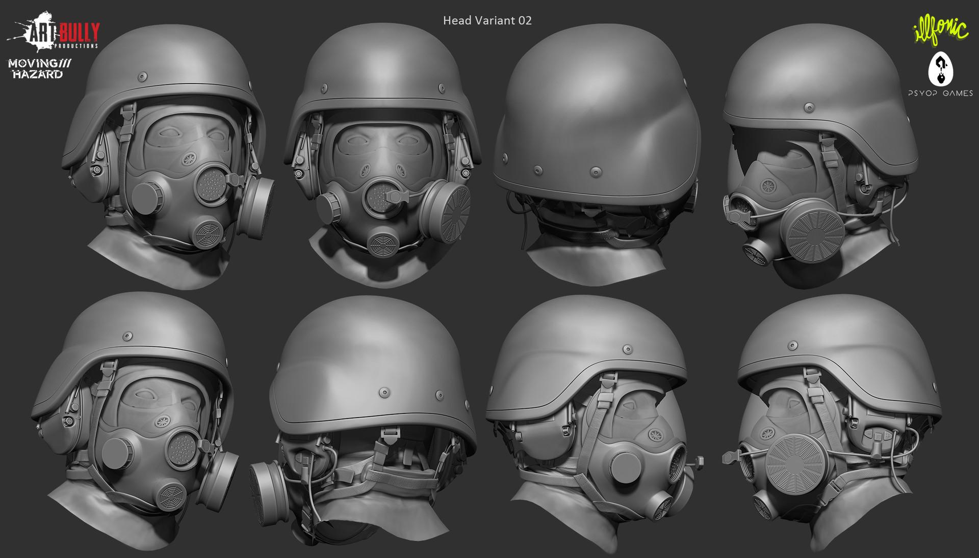 Chx emond hex variant 02 sculpt render 01
