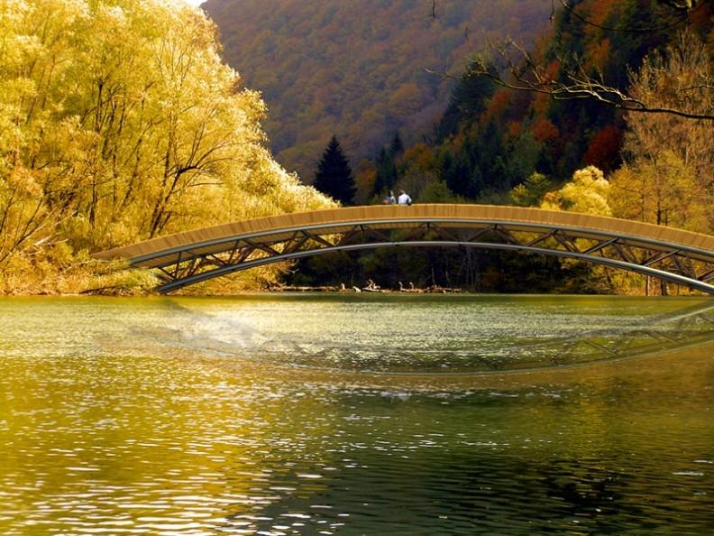 Luka trkanjec most 1