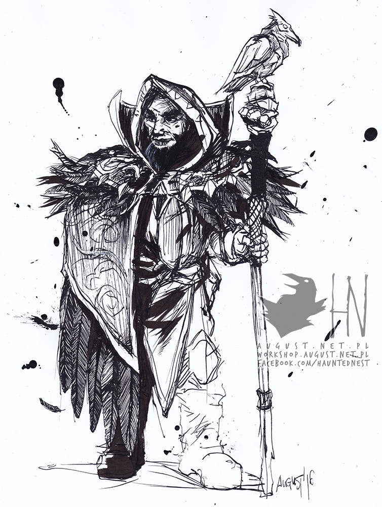 Day 26; Medivh, the Last Guardian