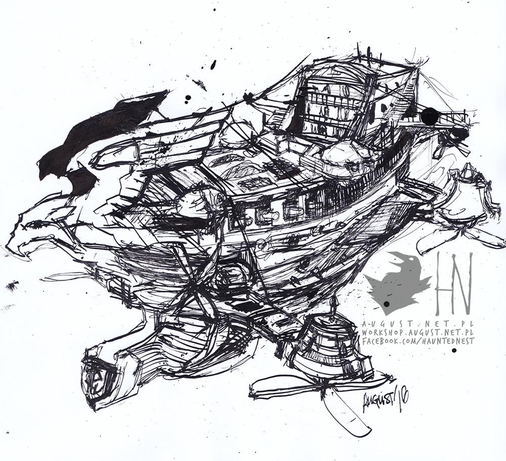 Day 9; Skyfire, Alliance Gunship