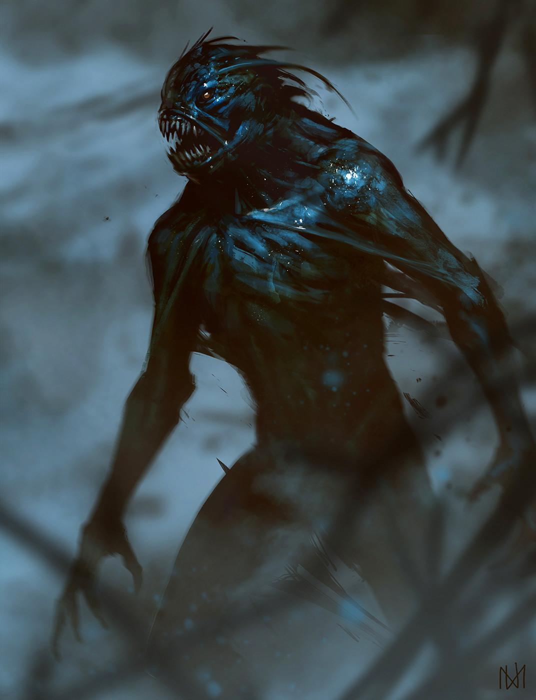 Nagy norbert creature 3