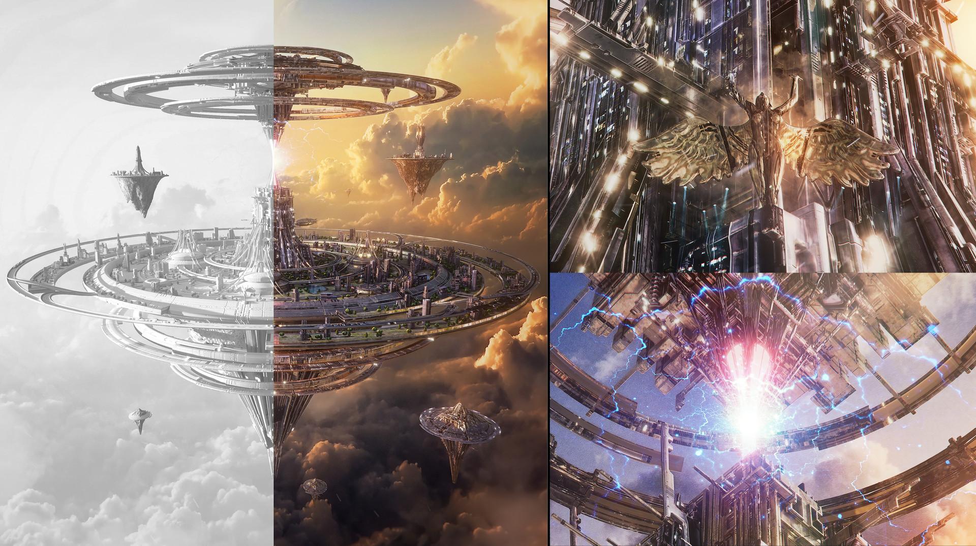 City | Yvan Feusi