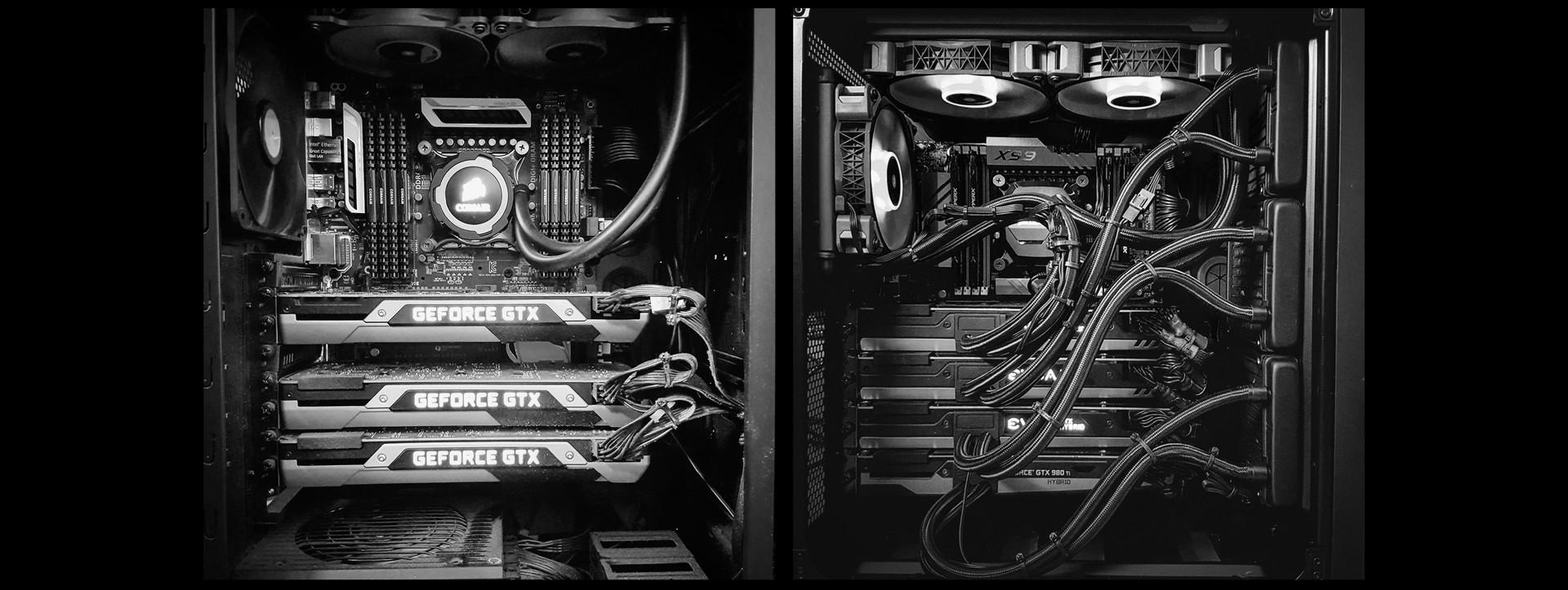 GPU Rendering | Yvan Feusi