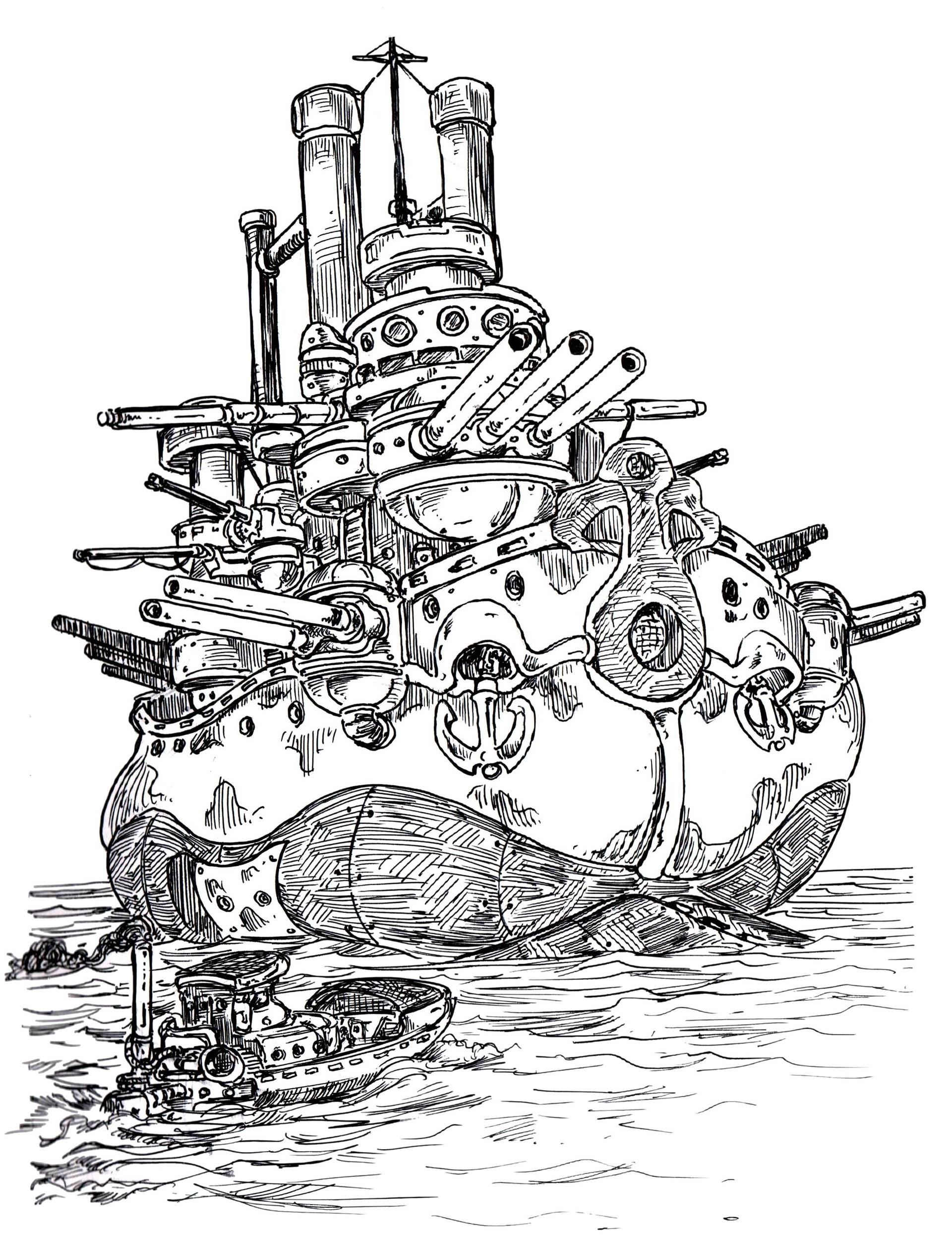 Vincent bryant 24 battleship