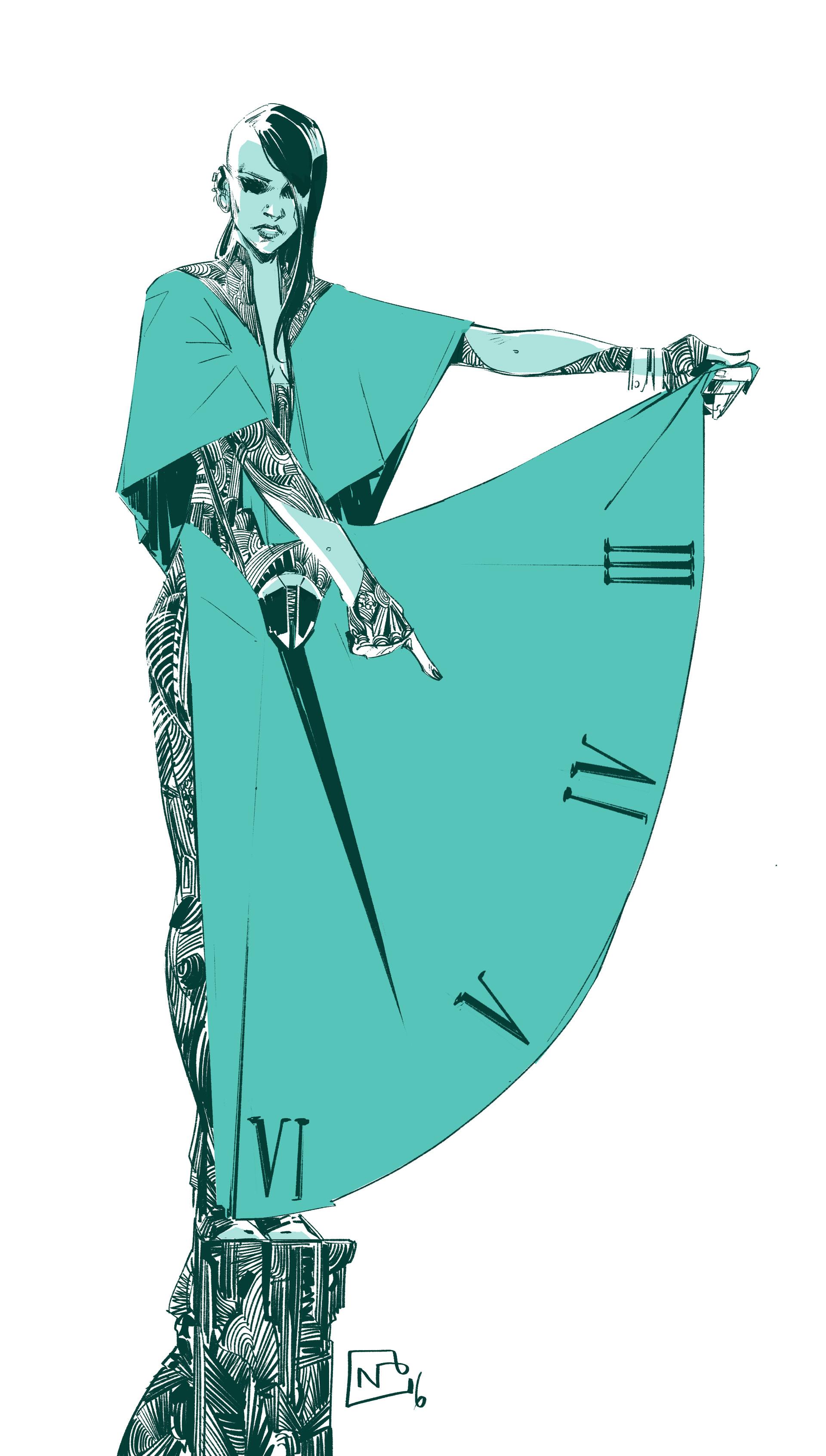 Nicolas petrimaux robe