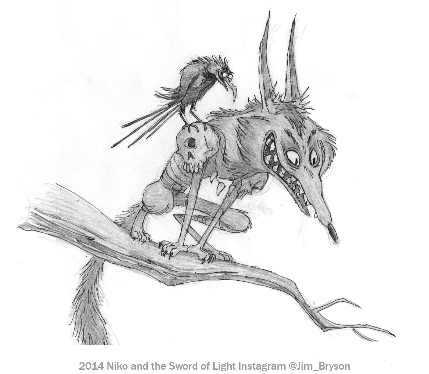 Jim bryson thejackal