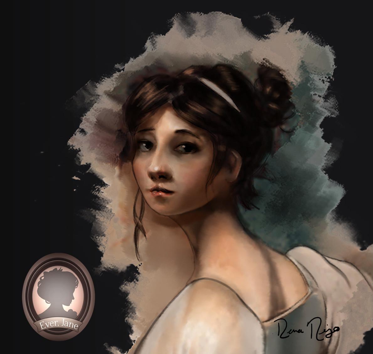 Renee nejo renee nejo lady portrait